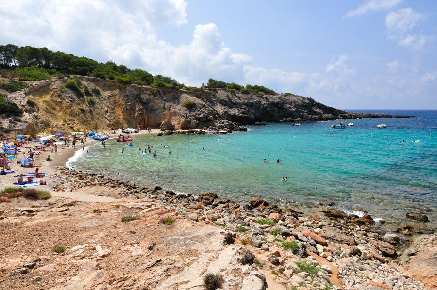 Cala Colodar, Ibiza
