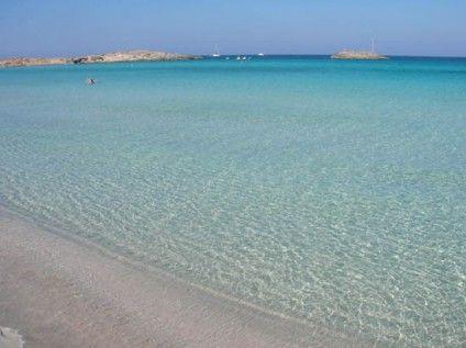 14 Playa de Ses Illetes Islas Baleares