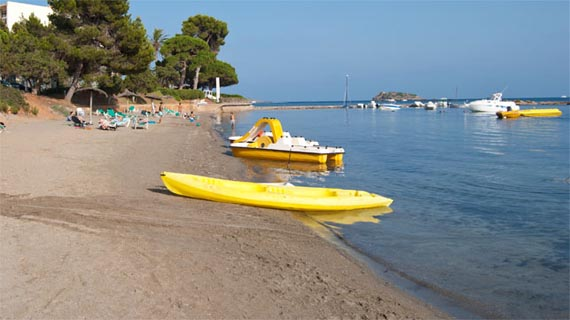 Cala de sArgamassa Ibiza Water Sports