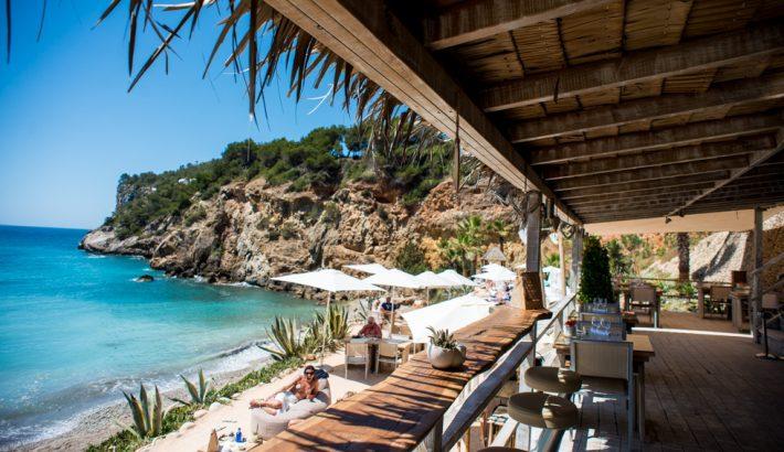 Amante. El restaurante rural más bonito de Ibiza