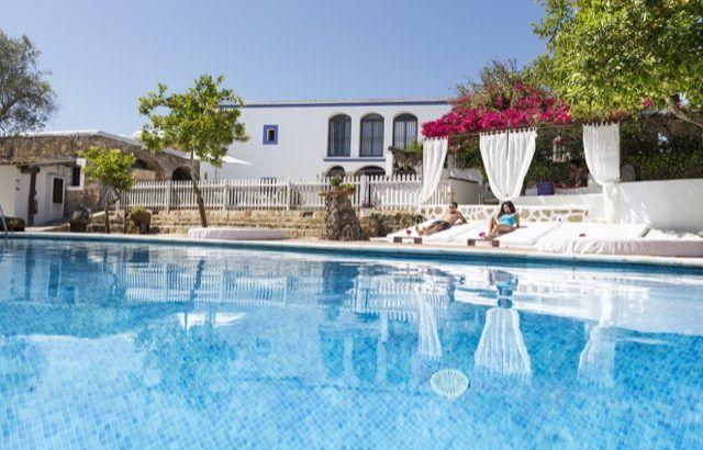 Hotel Agroturismo Le Marquís, en Santa Gertrudis. Ibiza