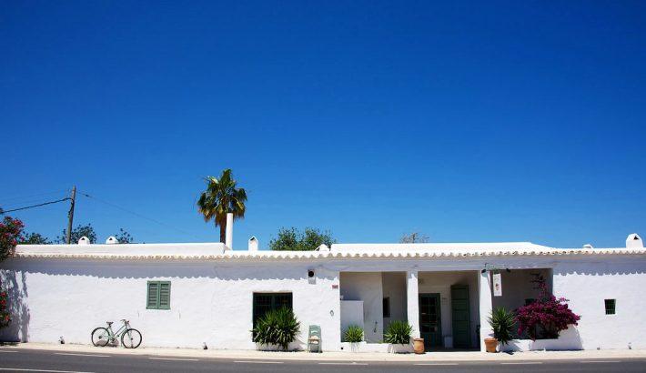 El restaurante vegetariano Aubergine Ibiza