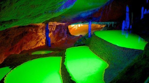 Las misteriosas cuevas de Ibiza
