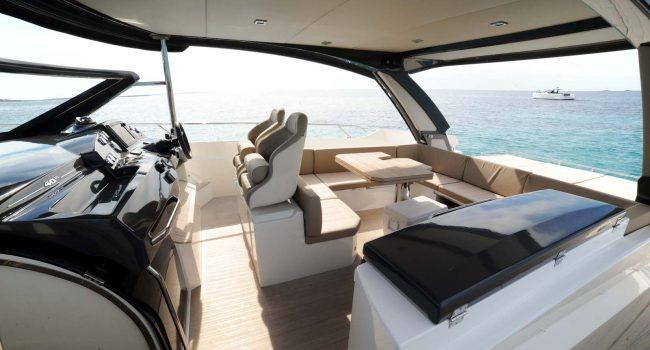 Abosule 40 SLT Yacht Yate Boat Ibiza Barcoibiza