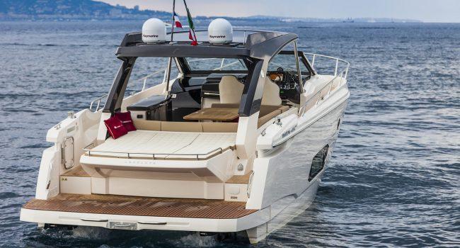 Absolute 40 SLT Yacht Yate Boat Ibiza Barcoibiza