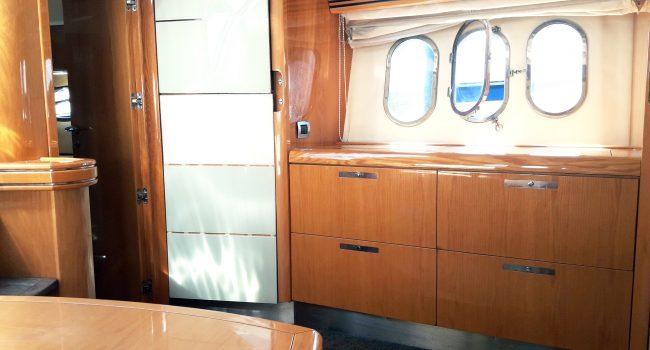 Absolute 45 Alexamar Ibiza Boat Rental Barcoibiza Salon