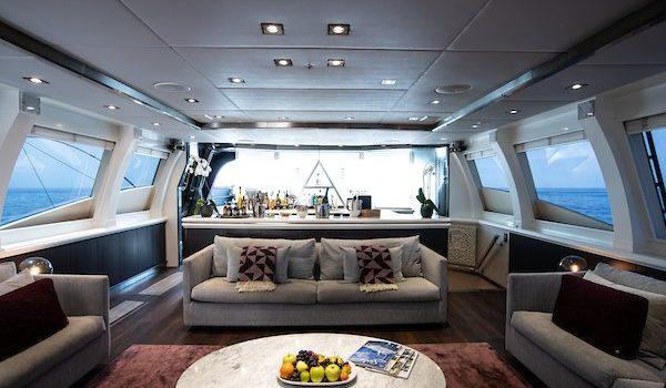 Ascari Yacht Living Room