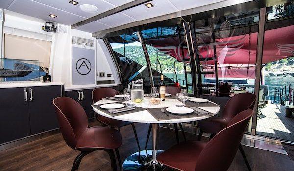 Ascari Yacht Living Room Table
