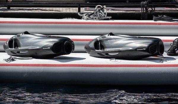Ascari Yacht Seabobs
