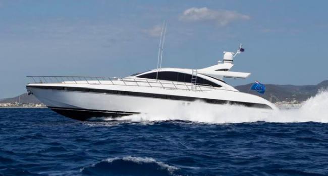 Mangusta 80 Avatar Ibiza Yacht Rental Barco