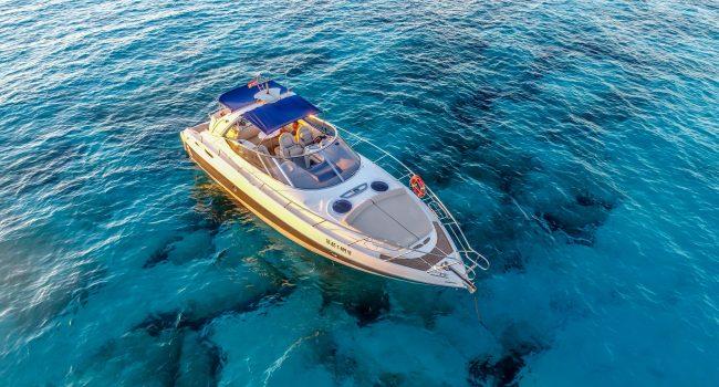 Cranchi 41 Zitados Yacht Charter Barcoibiza