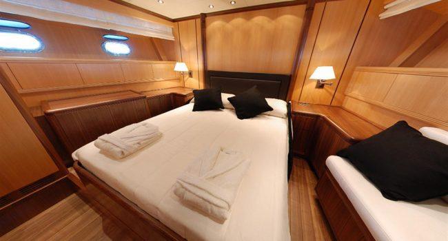 M72 Gaia Sofia - VIP Cabin 3