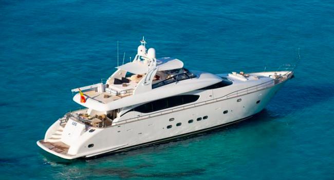 Maiora 24S Lex Yacht Charter Ibiza Barcoibiza 01