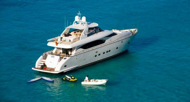 Maiora 24S Lex Yacht Charter Ibiza Barcoibiza 02