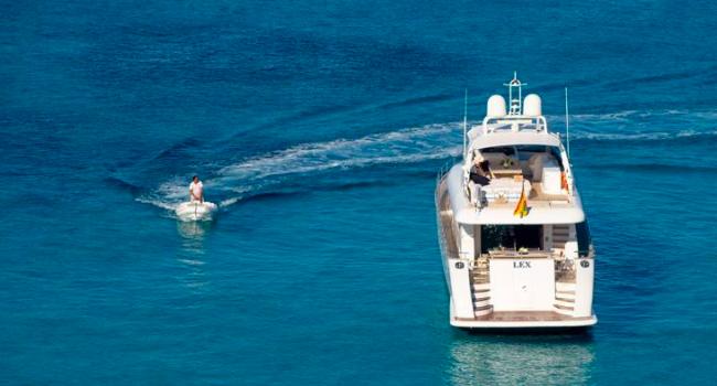 Maiora 24S Lex Yacht Charter Ibiza Barcoibiza 03