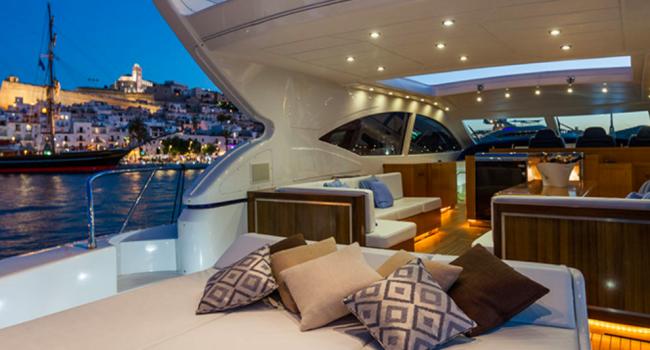 Mangusta 72 Gaia Sofia Ibiza Yacht Barcoibiza