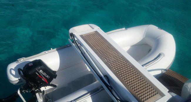 Pershing 45 Jajo Ibiza Yacht Rental Barcoibiza Alquiler Auxiliar