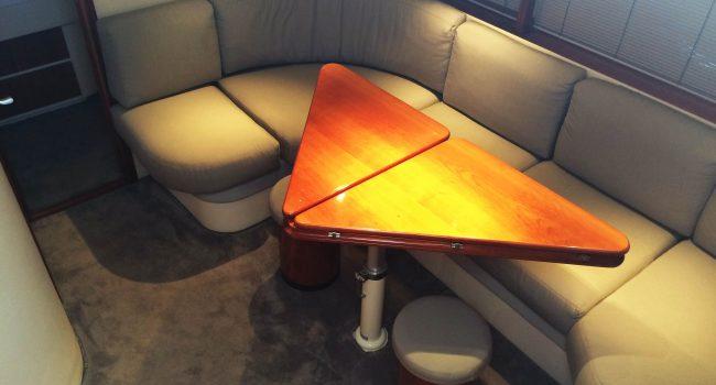 Pershing 45 Jajo Ibiza Yacht Rental Barcoibiza Alquiler Salon