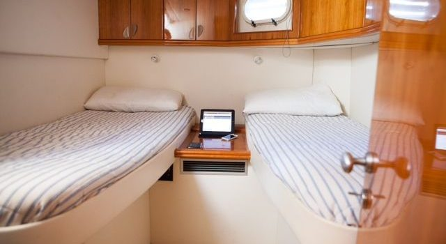 Pershing 45-J-Twin Cabin