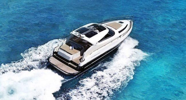 Primatist G46 Akasha Ibiza Charter Yacht Alquiler Barcoibiza