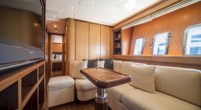 Yacht Mangusta 72 Gaia Sofía Ibiza Rental Yacht Barcoibiza-48