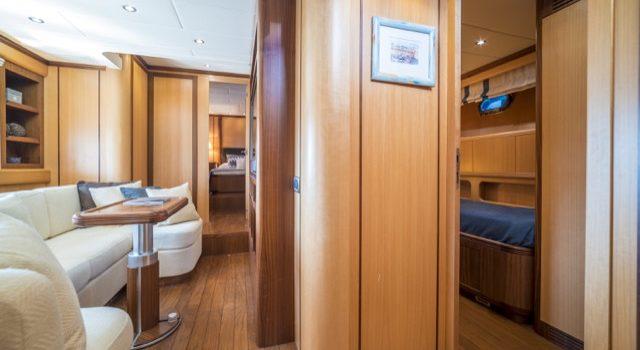 Yacht Mangusta 72 Gaia Sofía Ibiza Rental Yacht Barcoibiza-60