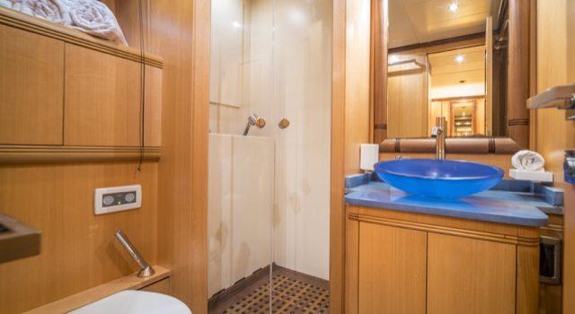 Yacht Mangusta 72 Gaia Sofía Ibiza Rental Yacht Barcoibiza-66
