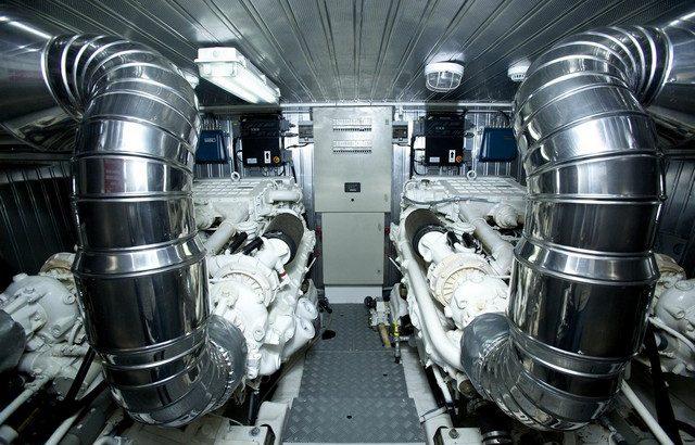 Consejos para alargar la vida útil de los motores del barco