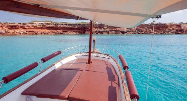 Barco Llaut Knort 32 Catalana Sa Forada Formentera Barcoibiza 04