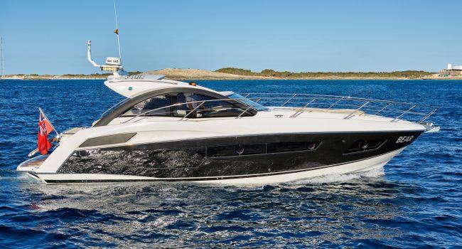 Sunseeker Portofino 40 Bear Barco Alquiler Ibiza Yacht Rental Barcoibiza Day Charter