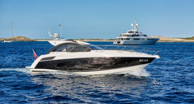 Sunseeker Portofino 40 Bear Barco Alquiler Ibiza Yacht Rental Barcoibiza Charter Day