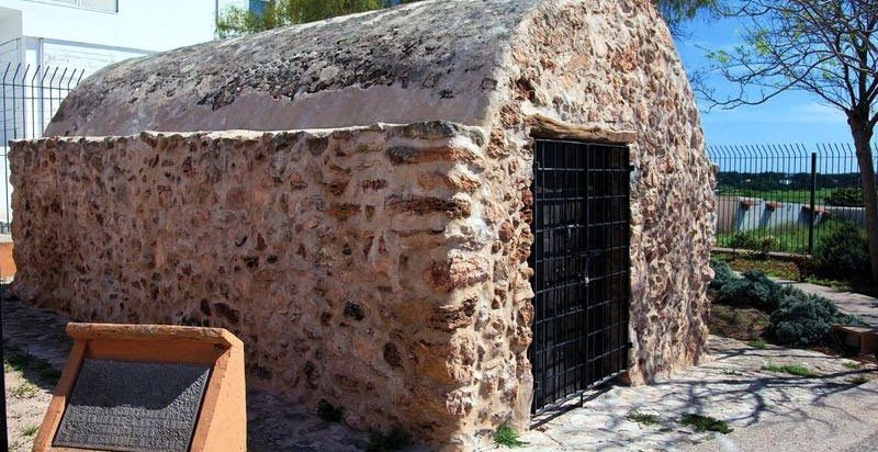 Capilla de Sa Tanca Vella Formentera