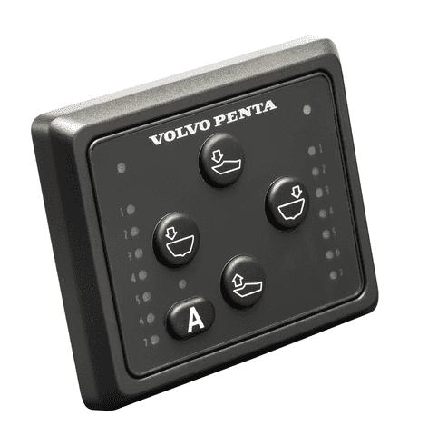 Consola- Mando-Flaps-Volvo