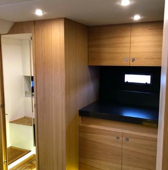 De Antonio 46 Open Yacht Ibiza Boat Rental Barcoibiza-5