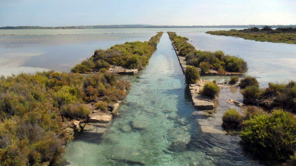 Estany Pudent y ses Salines Formentera