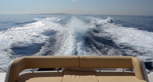 Fairline Phantom 48 Upanddown Ibiza Yacht Charter Barcoibiza Navegando