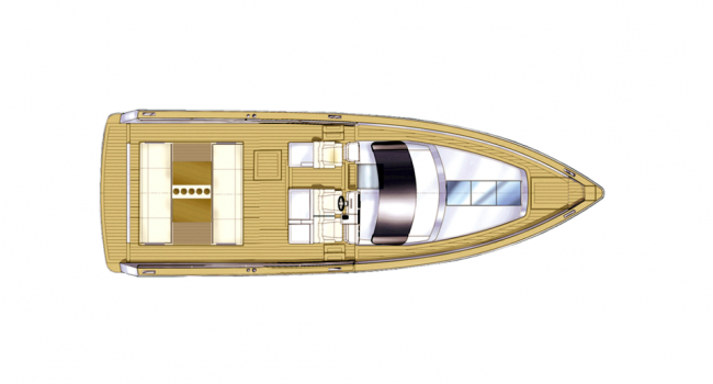 Fjord 40 Open Lay Out Exterior