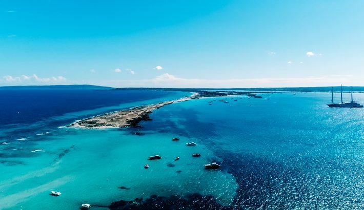Las mejores playas de Formentera en barco