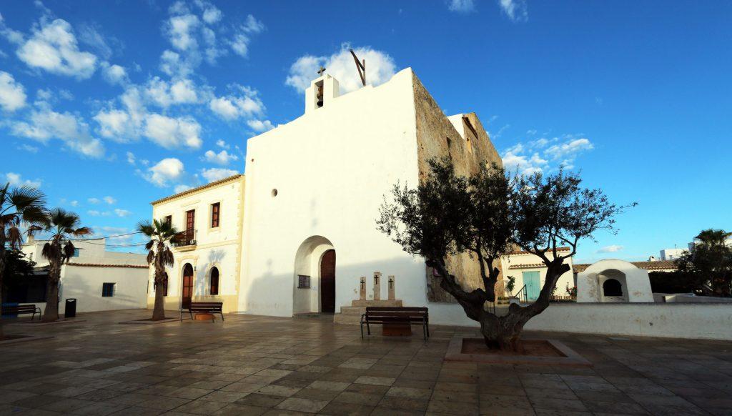 Iglesia de Sant Francesc Xavier Formentera
