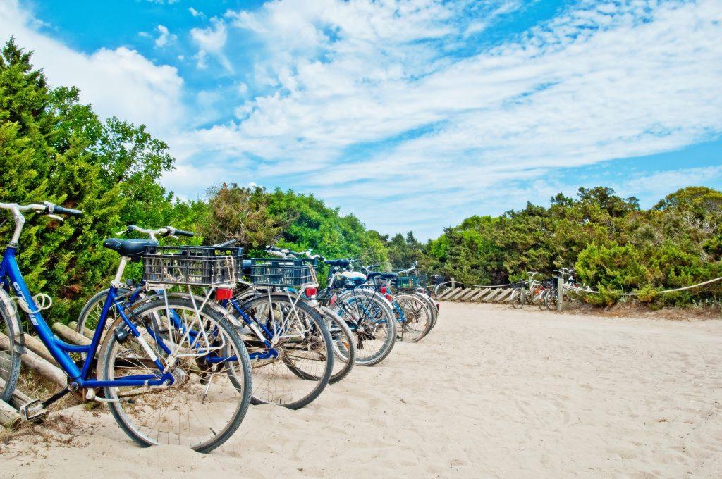 Parking Bicicletas Formentera