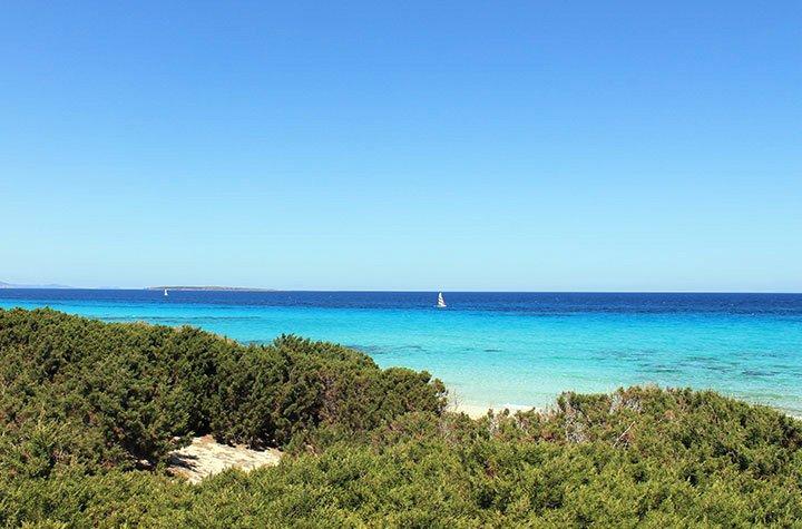 Playa Levante Formentera