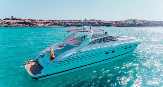 Princess V55 If Ibiza Yacht