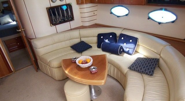 Princess-V55-Salon-Day-Charter-Yacht-Ibiza