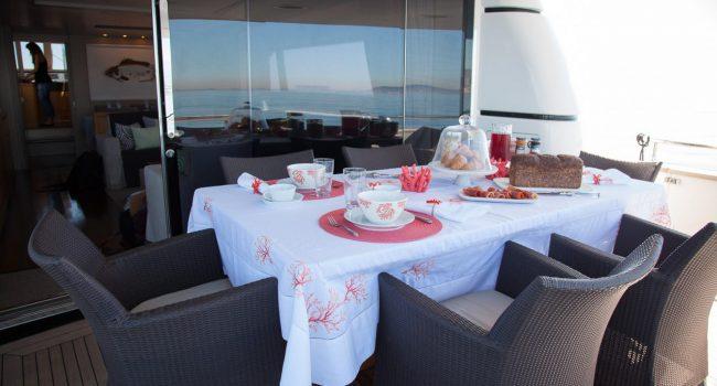 San-Lorenzo-82-yacht-charter-Ibiza-Gota-aftdeck