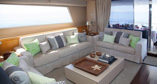 San-Lorenzo-82-yacht-charter-Ibiza-Gota-couch