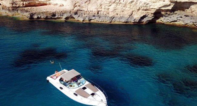 Sea Ray Sun Sport 40 Muaa Ibiza Barcoibiza Boat Rental