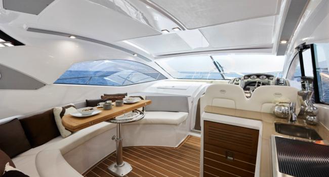 Sessa C44 Happiness Ibiza Yacht Boat Rental Barcoibiza.com