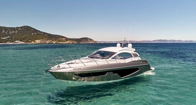 Sessa Marine C44 Happiness Ibiza Yacht Barcoibiza