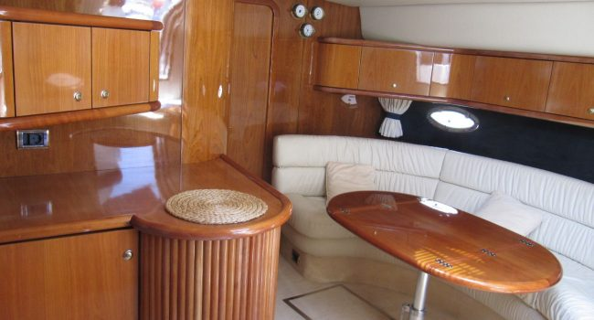 Sunseeker Camargue 47 Salon