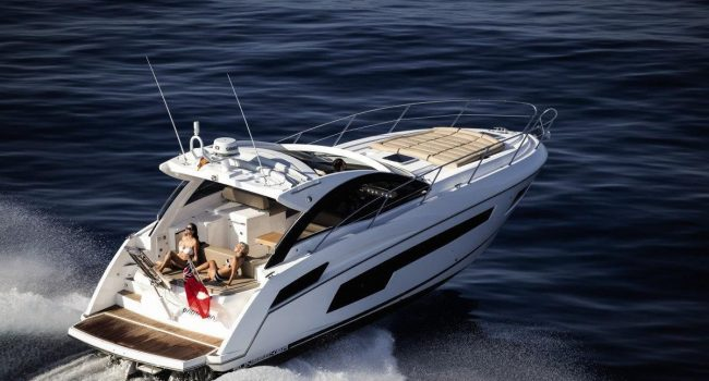 Sunseeker Portofino 40 Bear Barco Alquiler Ibiza Yacht Rental Barcoibiza Navegando
